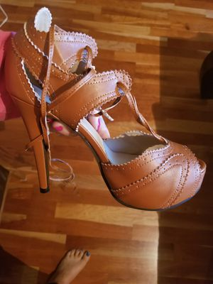 Beautiful, NEW IN BOX womens shoes/heels for Sale in Orlando, FL