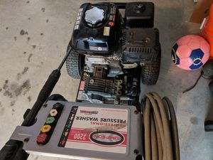 Pressure washer Honda-simpson for Sale in Clarksburg, MD