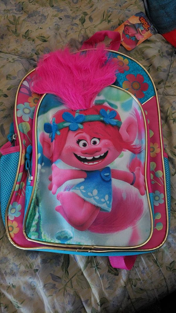 Dreamworks Troll Backpack For Sale In San Jose Ca Offerup