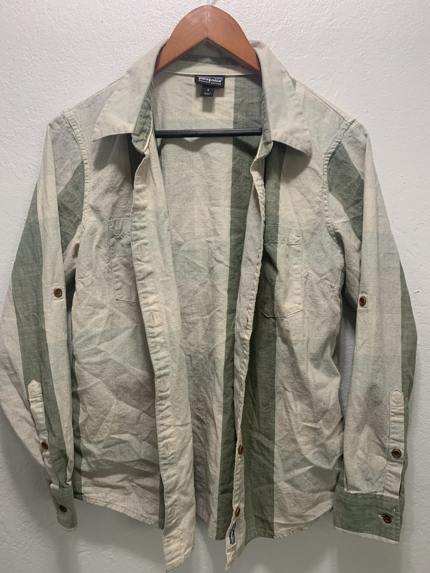 Patagonia button up