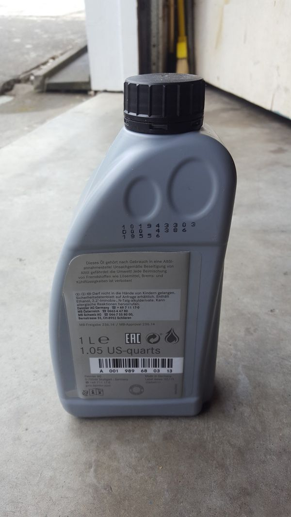 Mercedes transmission fluid for Sale in Seattle, WA - OfferUp