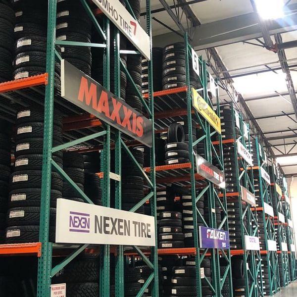 Cubano Mobile Tire Shop For Sale In Fullerton, CA