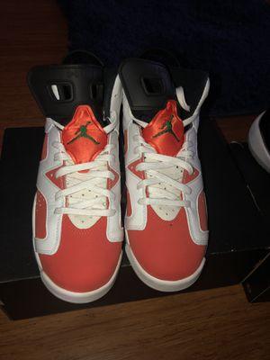 """Air Jordan """"Gatorade"""" 6s $ Air Jordan Retro 11 """"Barons"""" for Sale in Lanham, MD"""
