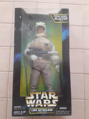StarWars Action Collection Luke Skywalker 12 inch Figure for Sale in Miami, FL
