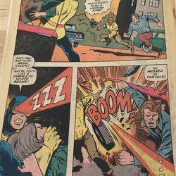 Marvel Comic Book Captain America #173 Thumbnail