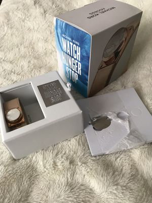 Michael Kors Watch Hunger Stop (Smartwatch) for Sale in Germantown, MD