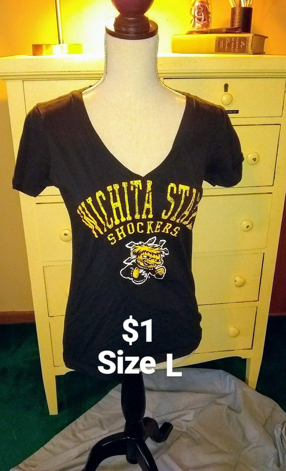 Woman's Large T-shirt