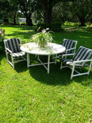 New And Used Patio Sets For Sale In Bradenton FL OfferUp - 54 round patio table
