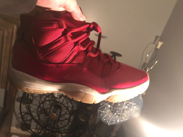 the best attitude 42c26 11a19 Jordan retro 11 gym red size 10 for Sale in Columbus, OH - OfferUp