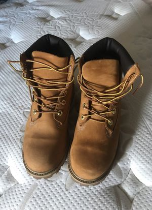 3966d2b77c88 Timberland boots size 5 for Sale in Fontana
