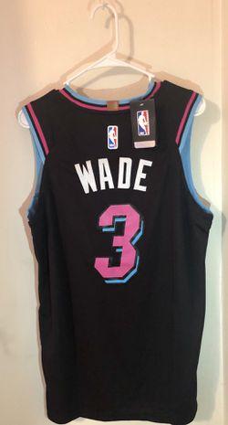 Wade NBA Jersey Thumbnail