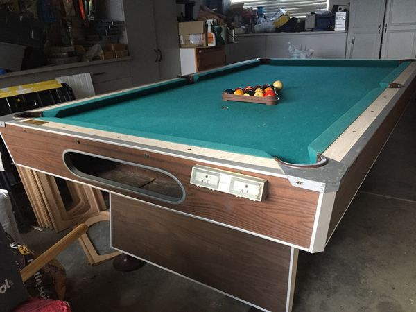 Pool TableBilliards Table For Sale In Temecula CA OfferUp - Pool table movers temecula