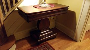 Antique card table for Sale in Columbus, OH