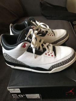 Air Jordan 3 retro Thumbnail