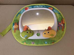 Infant Car Seat Light Up Mirror For Sale In Brandon FL