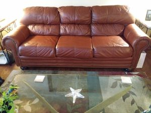 Peachy New And Used Leather Couch For Sale In Port Orchard Wa Machost Co Dining Chair Design Ideas Machostcouk