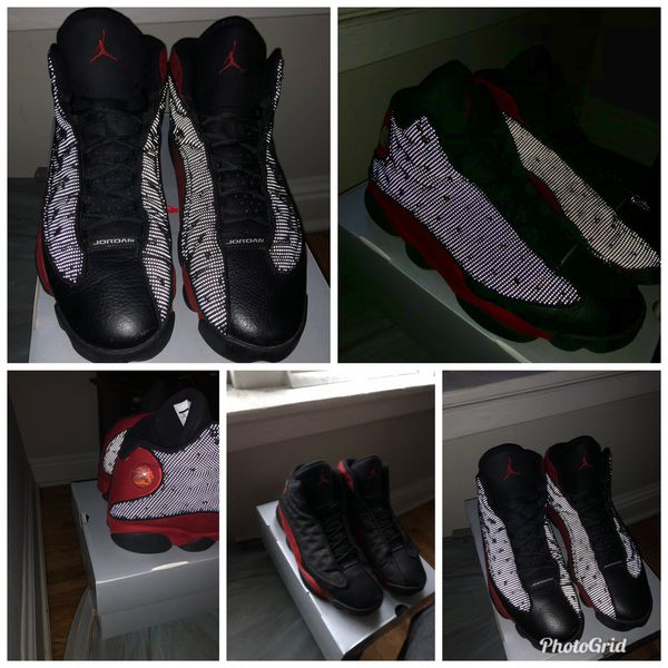 """490aee9fba64ce Jordan """"Bred"""" 13s Size 13 for Sale in St. Louis"""