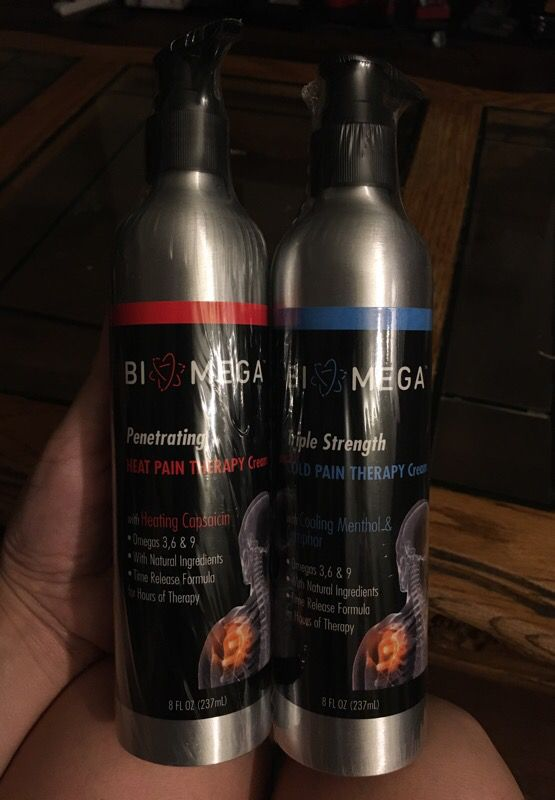 biomega heat cold pain therapy creams for sale in las vegas nv