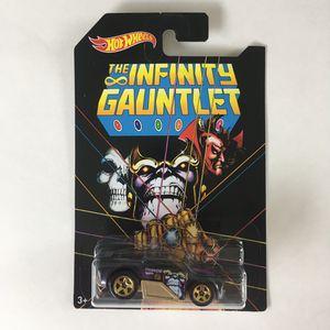 Infinity Gauntlet Hot Wheels Walmart Chase for Sale in Avondale, AZ
