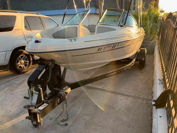 2003 sea ray 176 runs and drives great low hours $6500