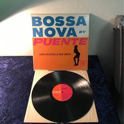 TITO PUENTE - Bossa Nova by Puente - LP 1962 Jazz Vinyl Mono Thumbnail