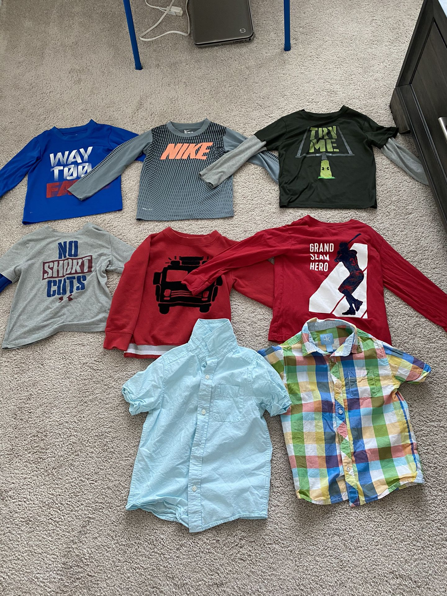 Boy Clothes(size-5)