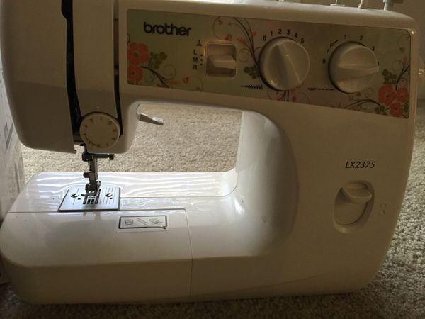 Brother Sewing Machine LX40 For Sale In Mason OH OfferUp Fascinating Brother Sewing Machine Lx2375