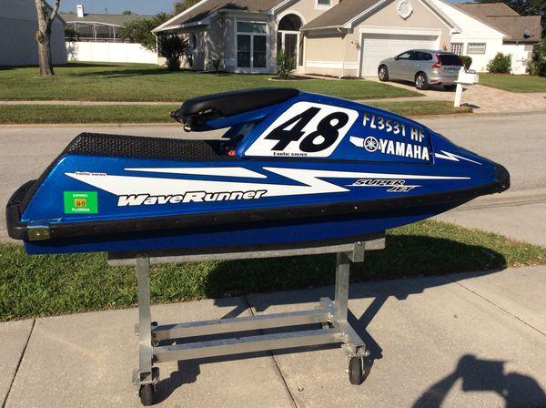 Yamaha Superjet Stand up Jet Ski for Sale in Orlando, FL - OfferUp