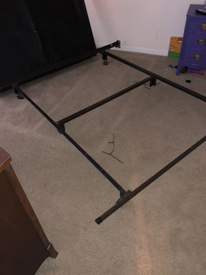 King size bed frame for Sale in Cartersville, VA