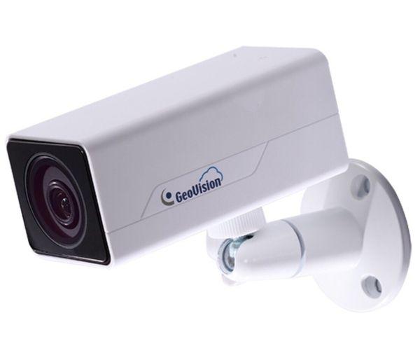"2 Geovision GV-UBXC 1301 IP Cloud Security Cameras IR LED 30FPS 720p  3 7""x1 8""x1 6"" 0 26lbs SD/SDHC 69deg FOV 2-way Talk for Sale in Rosemead,  CA -"
