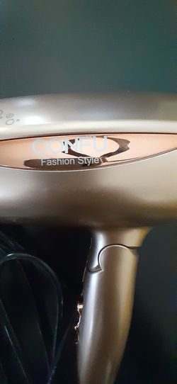 Confu Folding Hair Dryer Thumbnail
