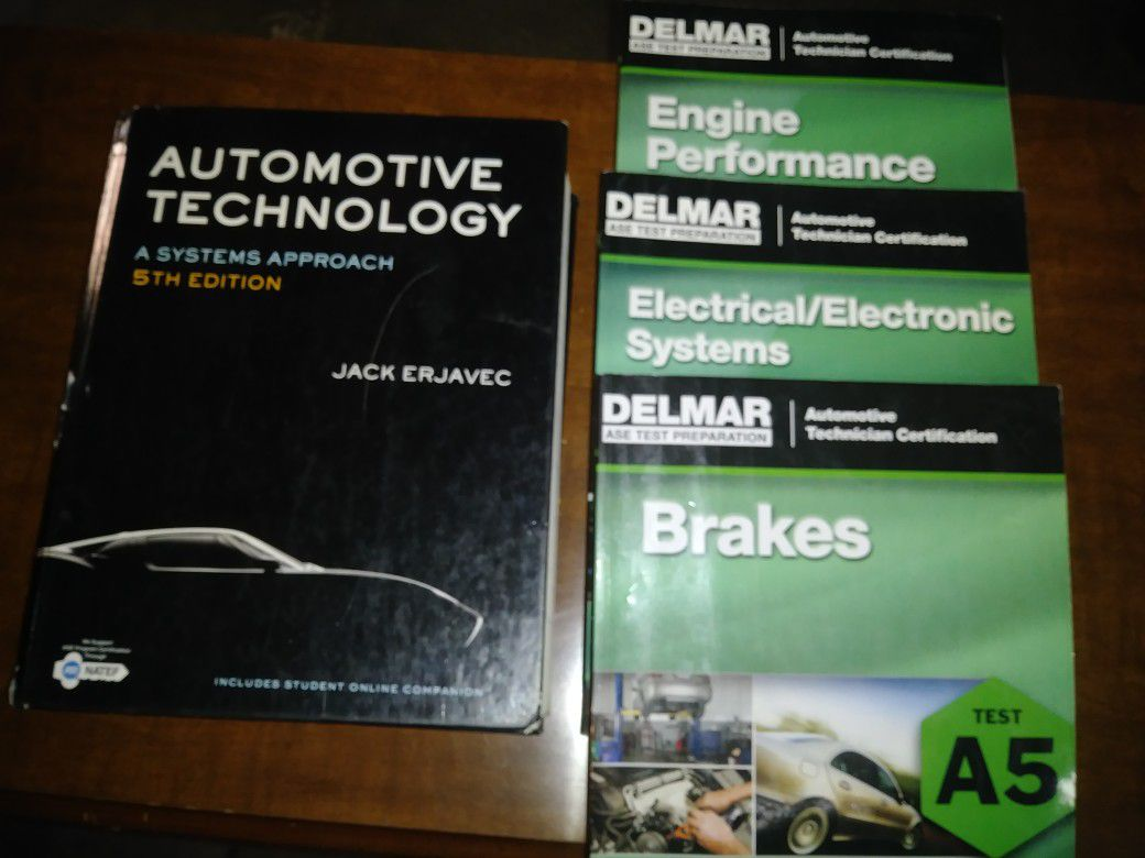 Mechanic books