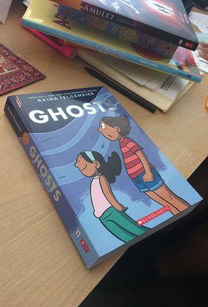Ghosts by Raina Telgemeier for Sale in Los Angeles, CA