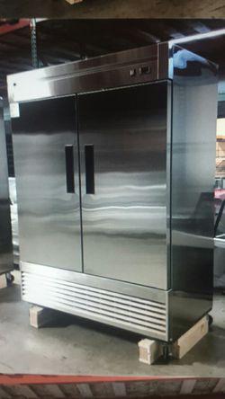 NSF ETL two door freezer 55f Thumbnail