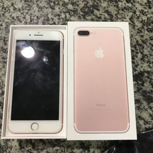 IPhone 7 Plus , 256 GB ,,UNLOCKED Excellent Condition ( As like new ) No Problems. for Sale in Oxon Hill, MD