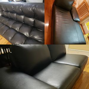 New And Used Leather Futon For In