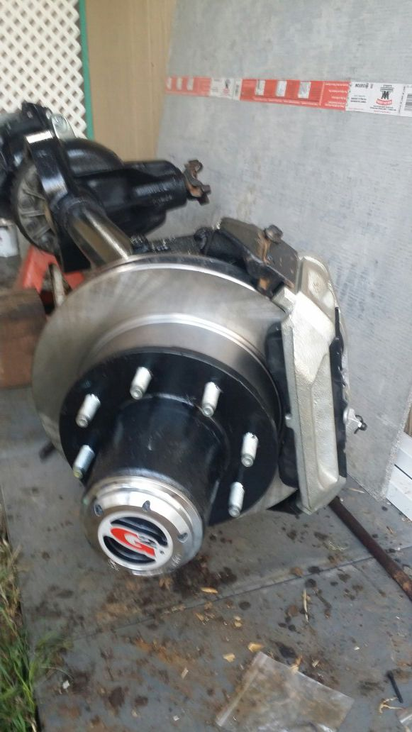 1979 Ford Dana 60 front axle KINGPIN REBUILT D60 Dana60 for Sale in San  Marcos, CA - OfferUp