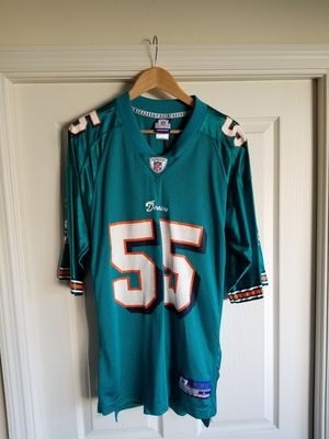 buy popular f616e f62f1 JARVIS LANDRY MIAMI DOLPHINS THROWBACK JERSEY SIZE 2XL XXL ...