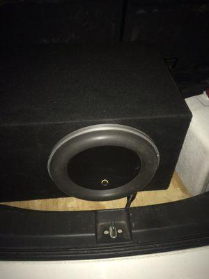 "JL Audio W7 13"" Sub for Sale in Fort Belvoir, VA"