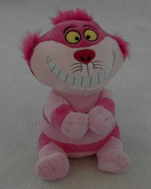 Alice in Wonderland Cheshire Cat Plush (Sitting Up) for Sale in Mount Airy, MD