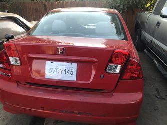 2005 Honda Civic Thumbnail