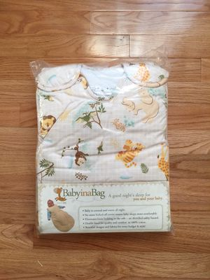 Baby sleep bag (large size) for Sale in North Potomac, MD