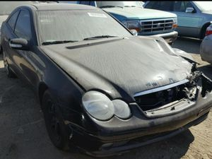 Mercedes c230k parts 02-07 coming soon for Sale in San Diego, CA