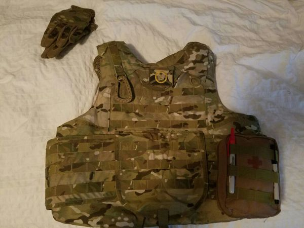 Us Army Multicam Kdh Iotv Size L For Sale In Fort Lauderdale Fl Offerup