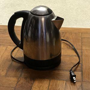 electric kettle for Sale in Arlington, VA