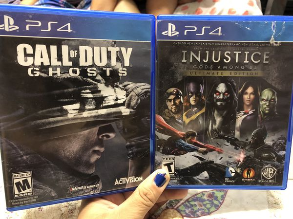 PlayStation 4 games for Sale in Pico Rivera, CA - OfferUp