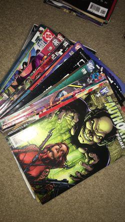 Comic Books 50+ Thumbnail
