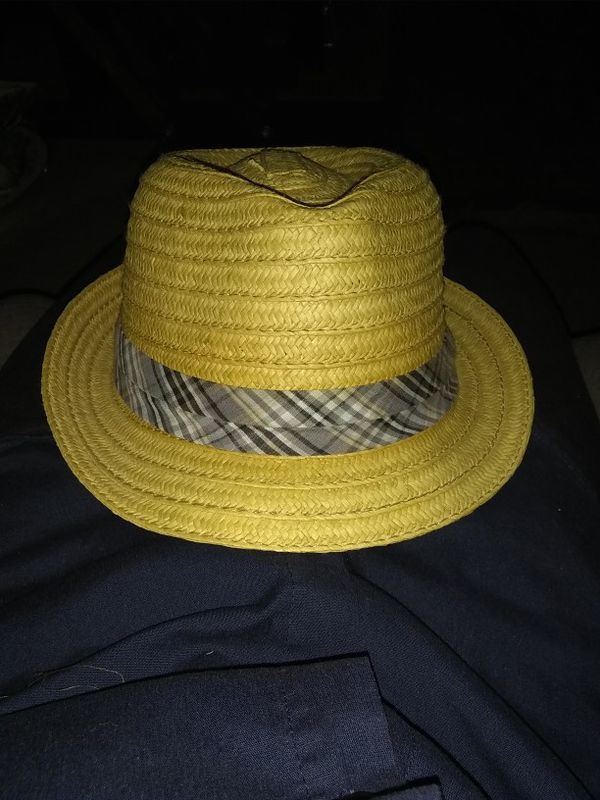 b4e10e2f28b25 Vintage stone Fedora hat for Sale in Anaheim