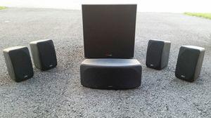 Polk Surround Sound Speakers for Sale in Gaithersburg, MD