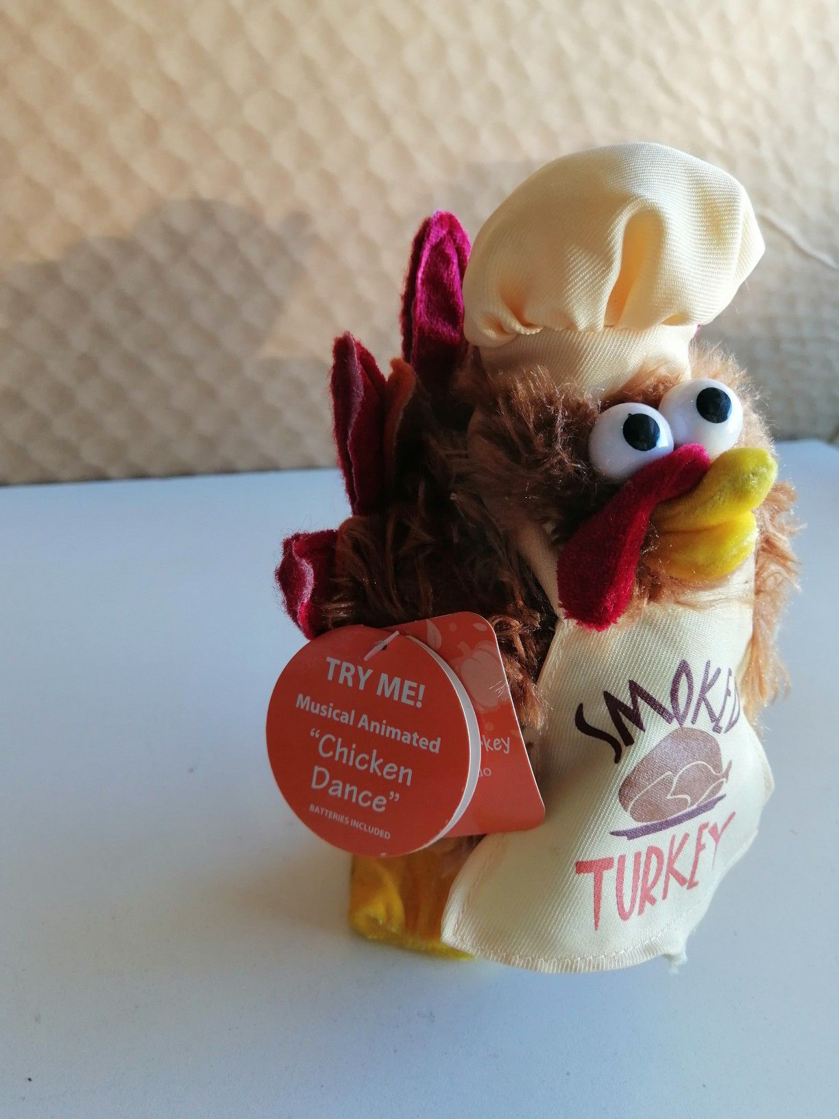 Gift Idea Dan Dee Singing and Dancing Turkey Collector's Choice